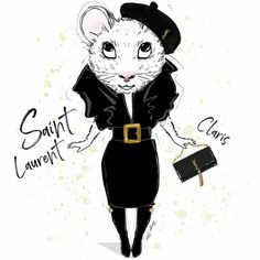 Megan Hess Illustration, Saint Laurent, Photo And Video, Instagram, Anime, Illustrator, Art, Videos, Photos