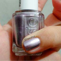 #NailPolish #Essie #NothingElseMetals  #Nails #adictasalosesmaltes