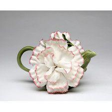 Carnation 0.28-qt. Teapot