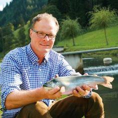 Declevas's Alpenfisch Mariazell: Bio-Forellen und Saiblinge kaufen. Fish Farming, Trout, Alps, Fish