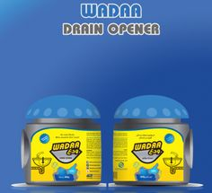 Your kitchen drains need your attention! Our special product and we are here to help you deal with your drain clogs! Presenting the Wadaa Drain Opener for your kitchen needs! #AlSanea #Kuwait #Clean #Hygiene #Kitchen
