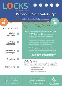 Lock your Bitcoin to secure your balance