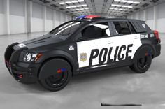 Now this is how police should roll. #Robocop #Dodge Caliber Police Car. Hit