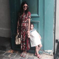 Natasha Goldenberg and her daughter  Mischa Alexandra