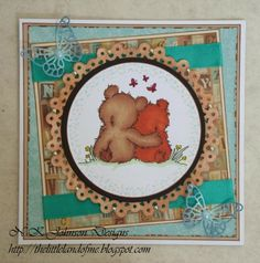 The little land of Me! Crafty Sentiments - Couples