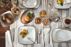 Tischdeko in orientalisch-afrikanischem Stil Spirit Of Summer, Table Settings, Vintage, African Style, Place Settings, Vintage Comics, Tablescapes
