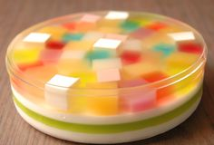 .Japanese Jello - idea only
