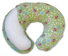 Boppy Cottony Cute Slip Cover, Ladybug Lane The boppy pillow has been voted 'the no.1 product moms can't live without' by american baby readers. Machine-washable. Easily removed for washing.  #Boppy #Baby_Product
