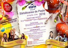 EconBooking.com: Oferta Paste Alpin Hotel Poiana Brasov