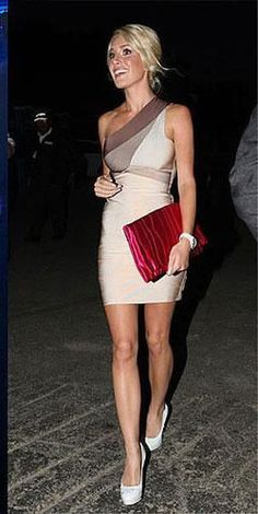 It's pretty cool --- Bandage Dress..$ 152.48! various styles!