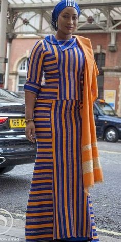Kaba and slit batakari dress on Samira Bawumia, African fashion, Ankara, kitenge, African women dresses, African prints, African men's fashion, Nigerian style, Ghanaian fashion, ntoma, kente styles, African fashion dresses, aso ebi styles, gele, duku, khanga, vêtements africains pour les femmes, krobo beads, xhosa fashion, agbada, west african kaftan, African wear, fashion dresses, asoebi style, african wear for men, mtindo, robes de mode africaine.