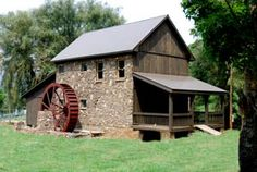 Trade County Mill House  Trade, TN
