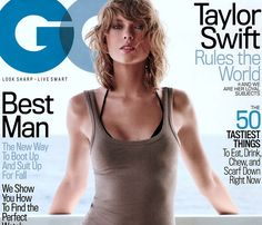 Taylor Swift neither denied nor confirmed getting her boobs done, but somebody is talking on her behalf. And that is Ariel Winter. Ariel Winter, Bad Blood, Classy Men, Male Magazine, Taylor Swift, Athletic Tank Tops, Boobs, Celebrities, Popsugar