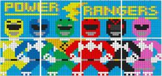 Power Rangers Multiplication and Division Mural - Coloring Squared Cool Coloring Pages, Cartoon Coloring Pages, Coloring Pages For Kids, Kids Coloring, Pony Bead Patterns, Cross Stitch Patterns, Video Game Crafts, Power Rangers Art, Printable Coloring Sheets
