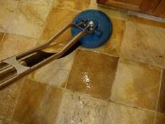 Las Vegas Tile and Grout Cleaning - Slate Tile Cleaning. These Slate floors cleaned up absolutely beautiful! Your floors will too! Want amazing results on yo. Grout Cleaning, Cleaning Hacks, Purple Martin House, Clean Tile Grout, Slate Flooring, Song Of Style, Diy Garden Decor, Keep It Cleaner, Las Vegas
