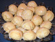 Ginetti (Italian Puff Cookies)
