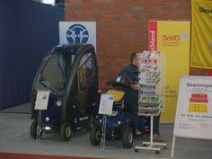 Exposición New Energy - Husum Alemania. Presentación de nuevos modelos de autos eléctricos.