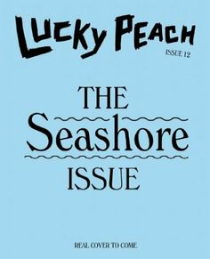 Lucky Peach Issue 12: : Chang, Meehan: