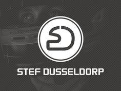 Stef Dusseldorp visual identity