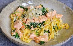 Fish Recipes, Pasta Recipes, Great Recipes, Dinner Recipes, Cooking Recipes, Enjoy Your Meal, Plat Simple, Vegetarian Recipes, Healthy Recipes