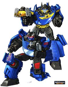 Punch/Counterpunch: The happiest/angriest, most optimistic/pessimistic, most compassionate/brutal Autobot/Decepticon on all of Cybertron/Megatronia 1.