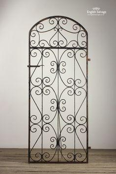 wrought iron garden gates google search outdoor spaces. Black Bedroom Furniture Sets. Home Design Ideas