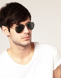 Aviator Ban For Ray Women Vintage Sunglasses | Ray-Ban | Ray-Ban Aviator Sunglasses at ASOS