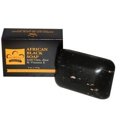 FREE from #iHerb Nubian Heritage African Black Soap Bar $6 OFF #RT #Aloe #Healing #Organic Discount applied in cart