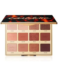 Tarte Tartelette Toasted Eyeshadow Palette -  The Pinterest Makeup Tips are alive and well. Compare prices for this @ Wrhel.com before you commit to buy. #GreatIdea