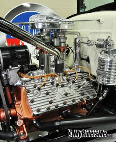 Hot Rod engines | hot rod engine, traditional hot rods, hot rod flathead