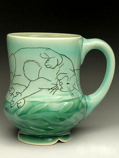 Maria Andrade Troya    oh my gosh, i need this mug!