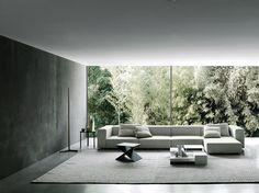 Wall design Piero Lissoni, Kumo Collection carpets design mist-o