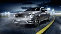 mercedes class coupe free download hd wallpapers
