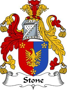 stone coat of arms definitions | IrishGathering - The Stone Clan Coat of Arms (Family Crest) and ...