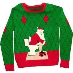 Next years tacky Christmas sweater