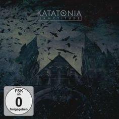 """L'album dei #Katatonia intitolato """"Sanctitude"""" su CD e DVD in formato digibook. Il CD contiene 17 tracce e il DVD include il concerto (80 minuti) e il documentario """"Beyond The Chapel"""" (66 minuti), oltre ad altro materiale e alle interviste a Anders Nystrom e Jonas Renkse."""
