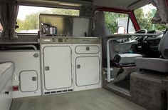 Interior Westfalia