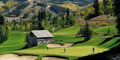Beaver Creek Golf Club • Colorado Beaver Creek Colorado, Commerce City, Castle Pines, Famous Golf Courses, Bouldering, Travel Usa, Golf Clubs, Luxury Homes, Mountains