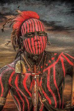 Shawnee Warrior...via Aboriginal and Tribal Nation News