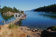 Sucia Island, San Juan Islands, Washington State.was there for a day,could spend all day hiking