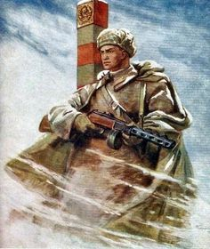 The Soviet reserves in Siberia are in winter uniforms and ready to march into Berlin. Ww2 Propaganda Posters, Communist Propaganda, Army Drawing, 1 Clipart, Socialist Realism, Soviet Art, Political Art, Red Army, Panzer