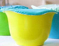 Reusable Bowl Cover | 15 Quick and Easy Sewing Patterns You Can Sew This Weekend!