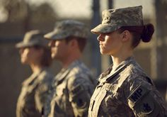 Pin for Later: Kristen Stewart Is a Long Way From Forks as a Soldier in Camp X-Ray  Cole stands tall. Source: Gotham Group