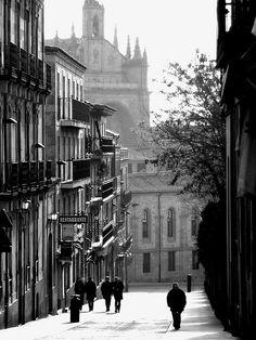 Salamanca. Beautiful. Too bad there's no reason I need to go to Spain.