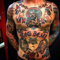 Sergio Hernandez Tattoo