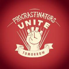 Que tipo de procrastinador você é? #procrastinar #postergar #adiar #amanhã #procrastinador #resultado #escolhas #prioridades
