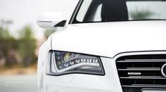LED headlights on 2013 AUDI A8 L http://www.autoevolution.com/testdrive/2013-audi-a8-l-test-drive.html
