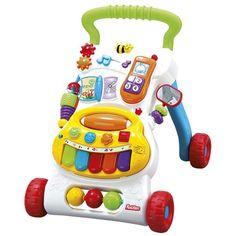 Nenittos Andador Musical con Actividades