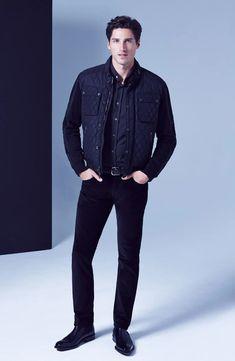 Ralph Lauren Black Label Slim Fit Stretch Corduroy Pants | Nordstrom