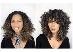 ➰ C U R L Y C U T I N S P O➰ I can just look at shape cut transformations forever. I absolutely love this one by the amazing… ➰ C U R L Y C U T I N S P O➰ I can just look at shape cut transformations forever. I absolutely love this one by the amazing… Curly Hair Styles, Curly Hair With Bangs, Curly Hair Tips, Haircuts For Curly Hair, Hairstyles With Bangs, Natural Hair Styles, Curly Hair Layers, Curly Shag Haircut, Medium Curly Haircuts